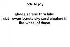 ode-to-joy
